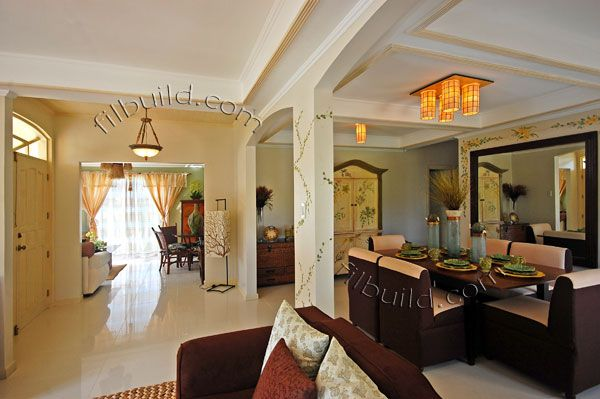Filipino Contractor Architect Bungalow L Hottest House Interior Design Ideas Philippines Interior Design Philippines Simple House Design Model Homes