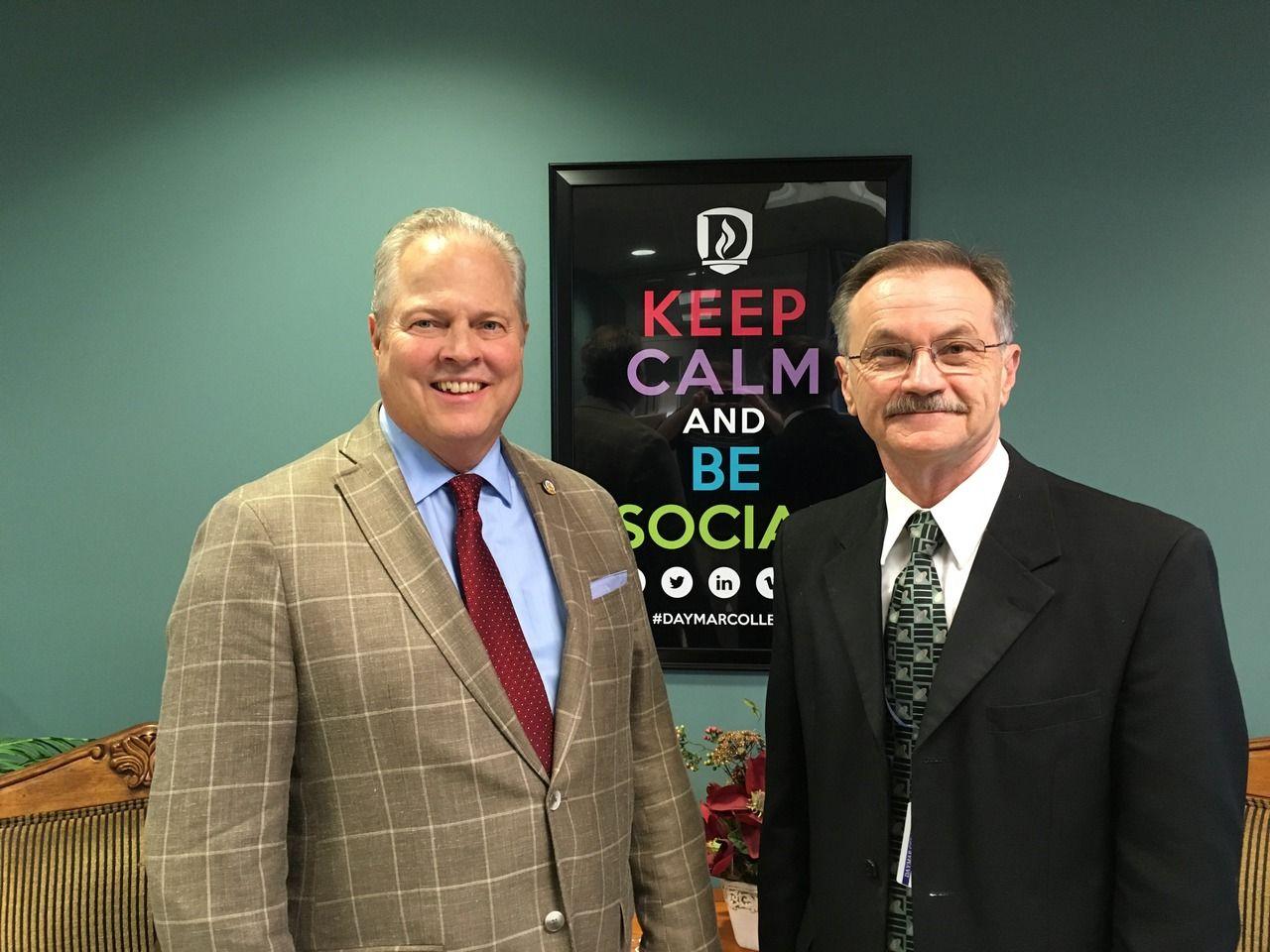 Kentucky State Senator Mike Wilson Chair Of The Senate Education