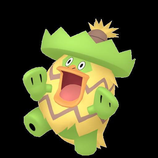 Princess Tiana S Pokemon 4 Ludicolo Attacks Teeter Dance Bubble Beam Energy Ball Rain Dance Dancing In The Rain Pokemon Princess Tiana