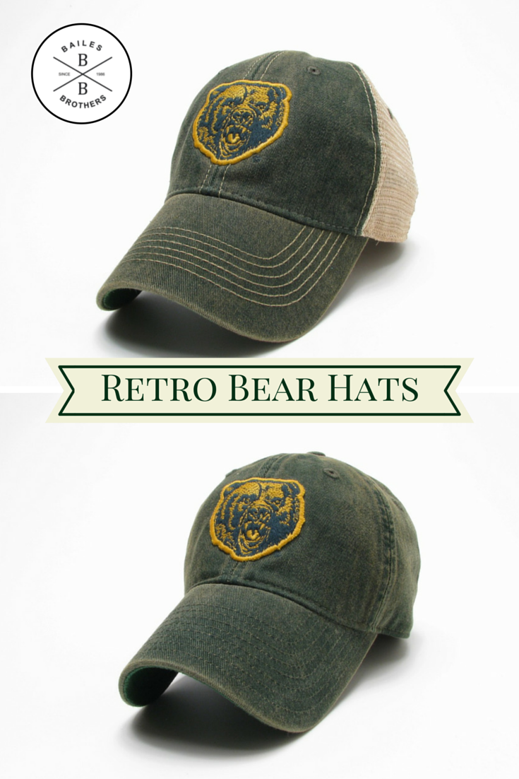 Baylor Vintage Hats available at BailesBrothersClothiers.com ... 52e531ed97f