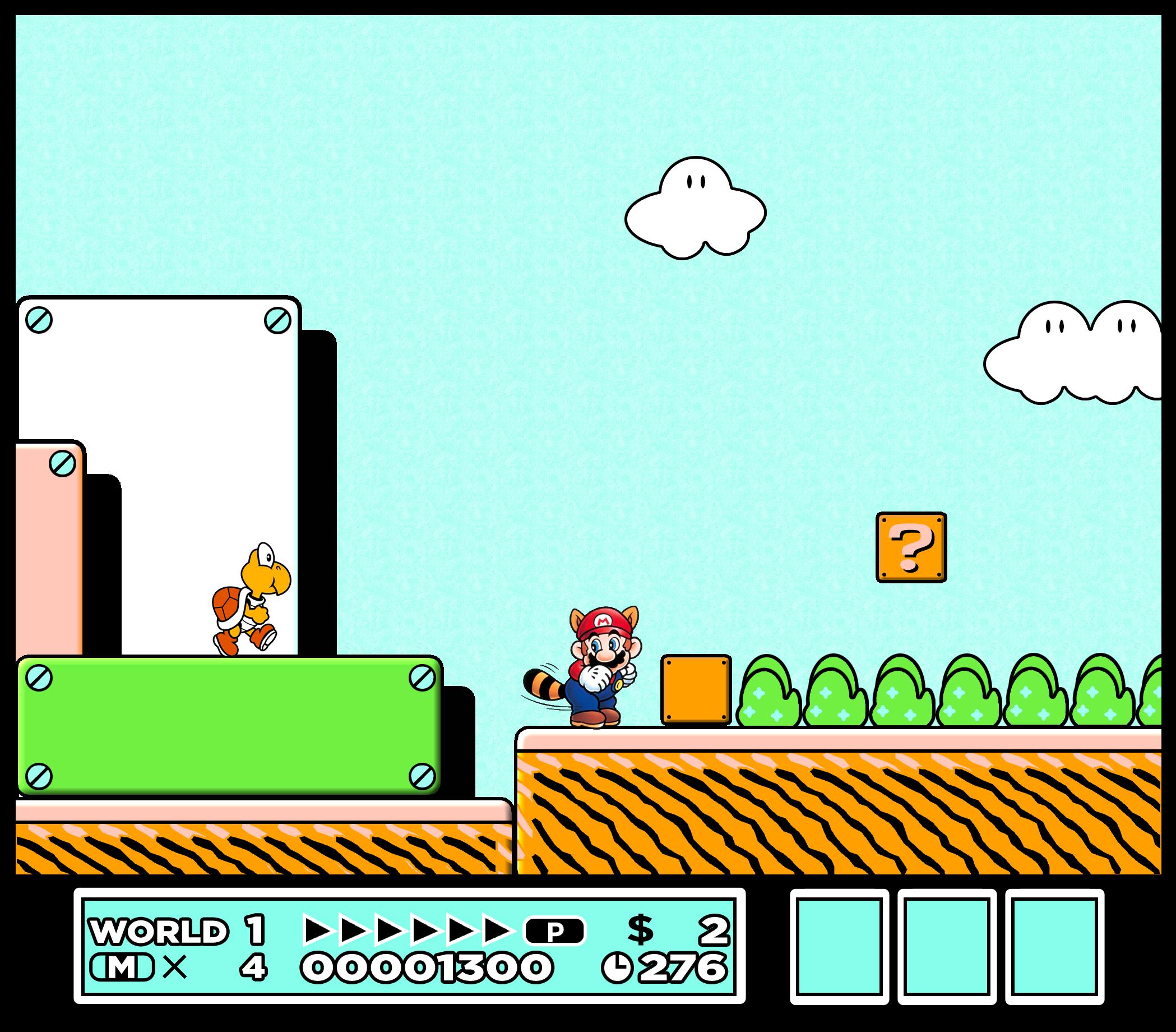 Super Mario All Stars On Snes Which Included Super Mario Bros 1