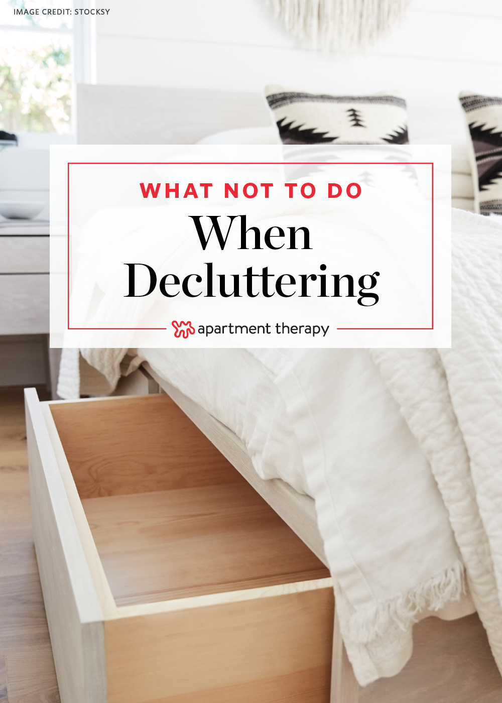 What NOT To Do When Decluttering Your Home | cleaning | Pinterest ...