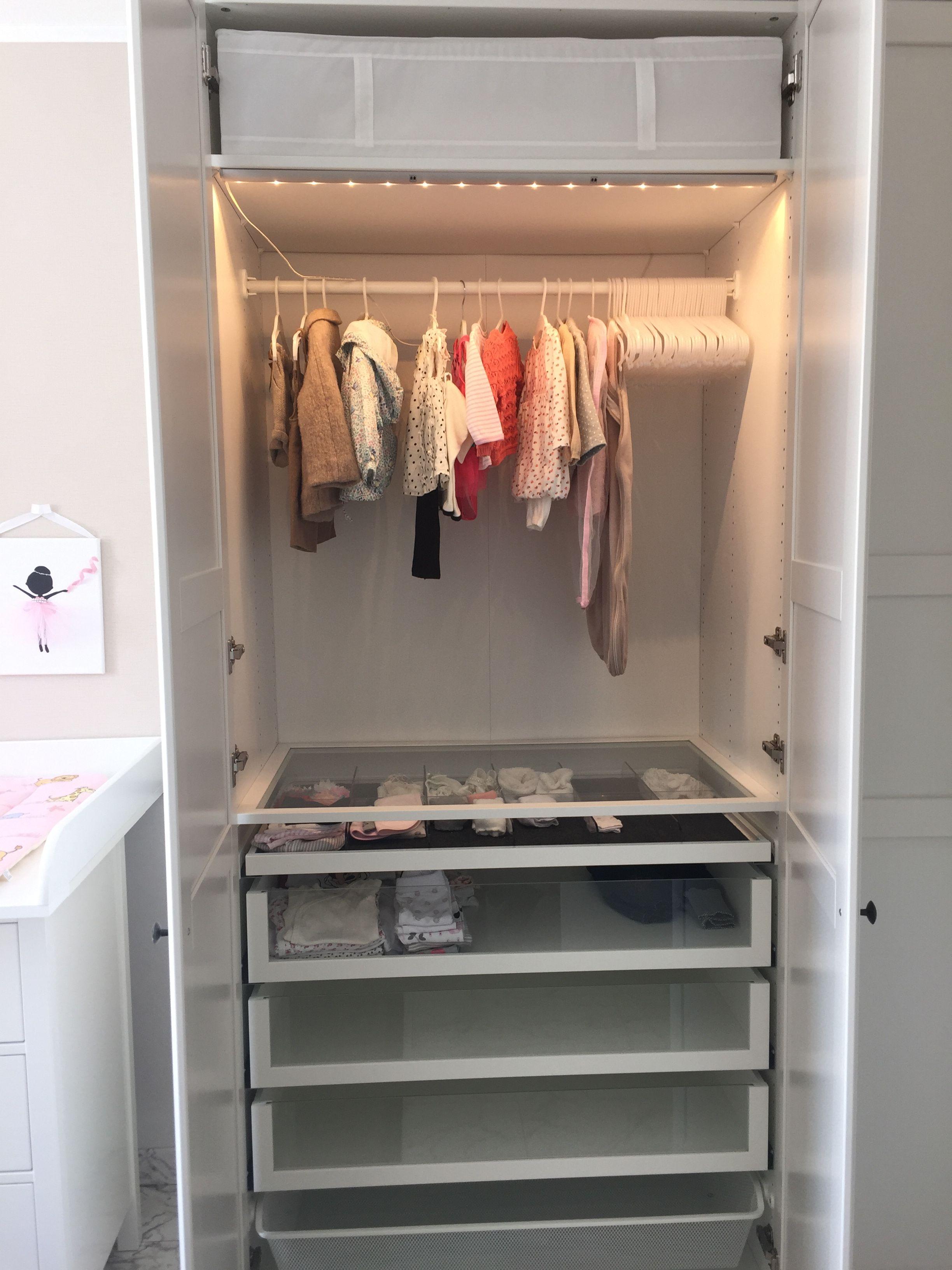 Ikea Wäschesortierer Schrank