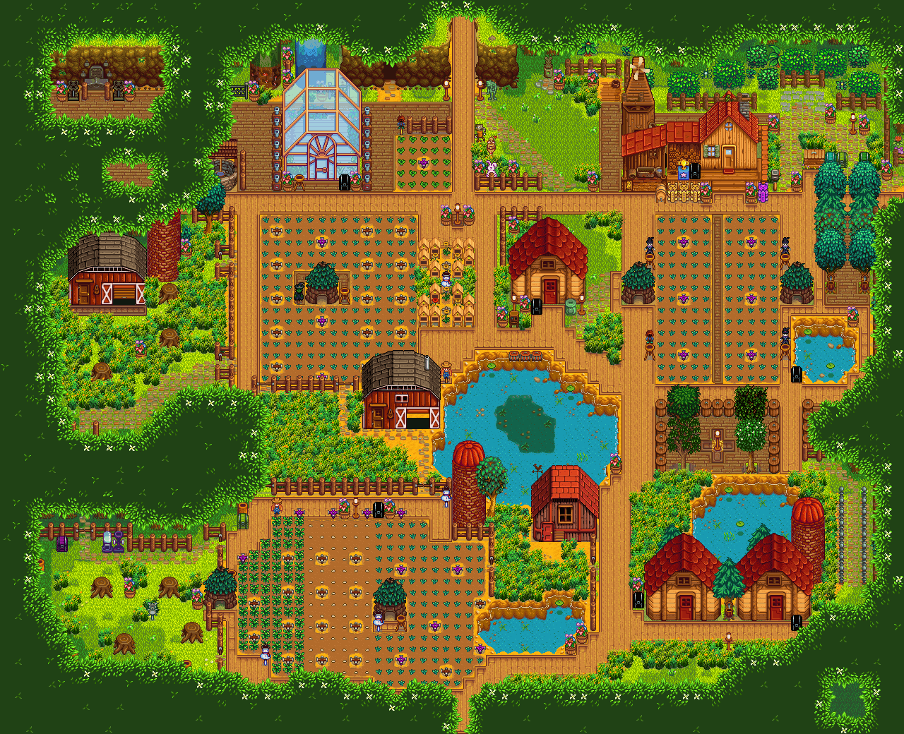 House design stardew valley - Summary Of Cold Comfort Farm By Meredith Stardew Valley