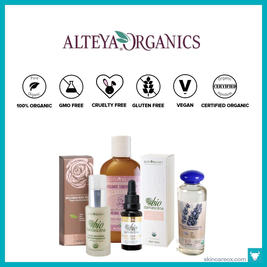 Skin Care Organic: Best Organic Skin Care Brands Of 2019: The Ultimate List