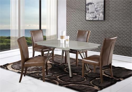 5pc Dining Table Set Global Furniture Usa D2177