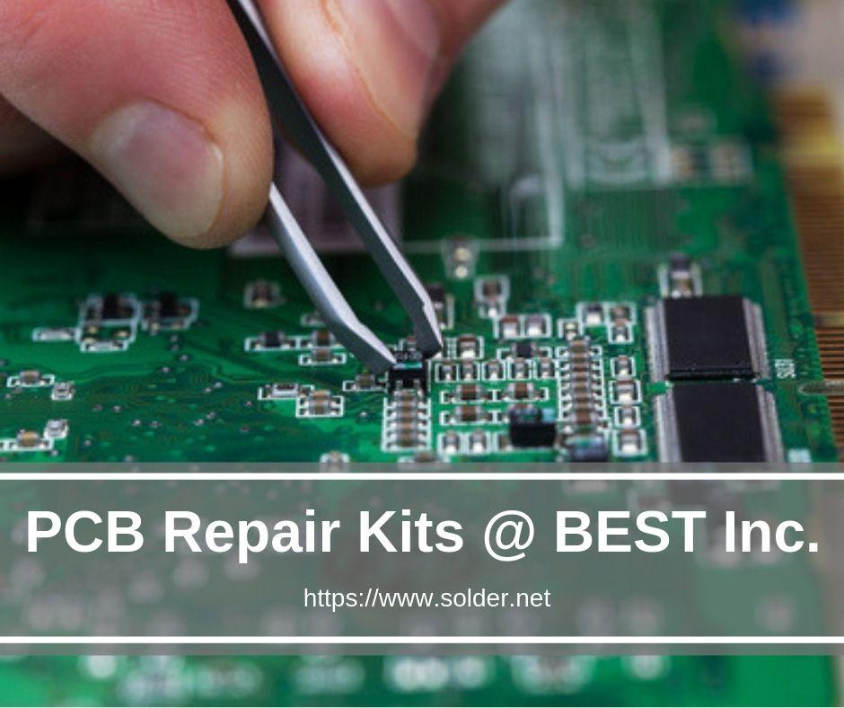 Printed Circuit Board Repair Tool Kits By Best Inc Circuit Board Printed Circuit Printed Circuit Board