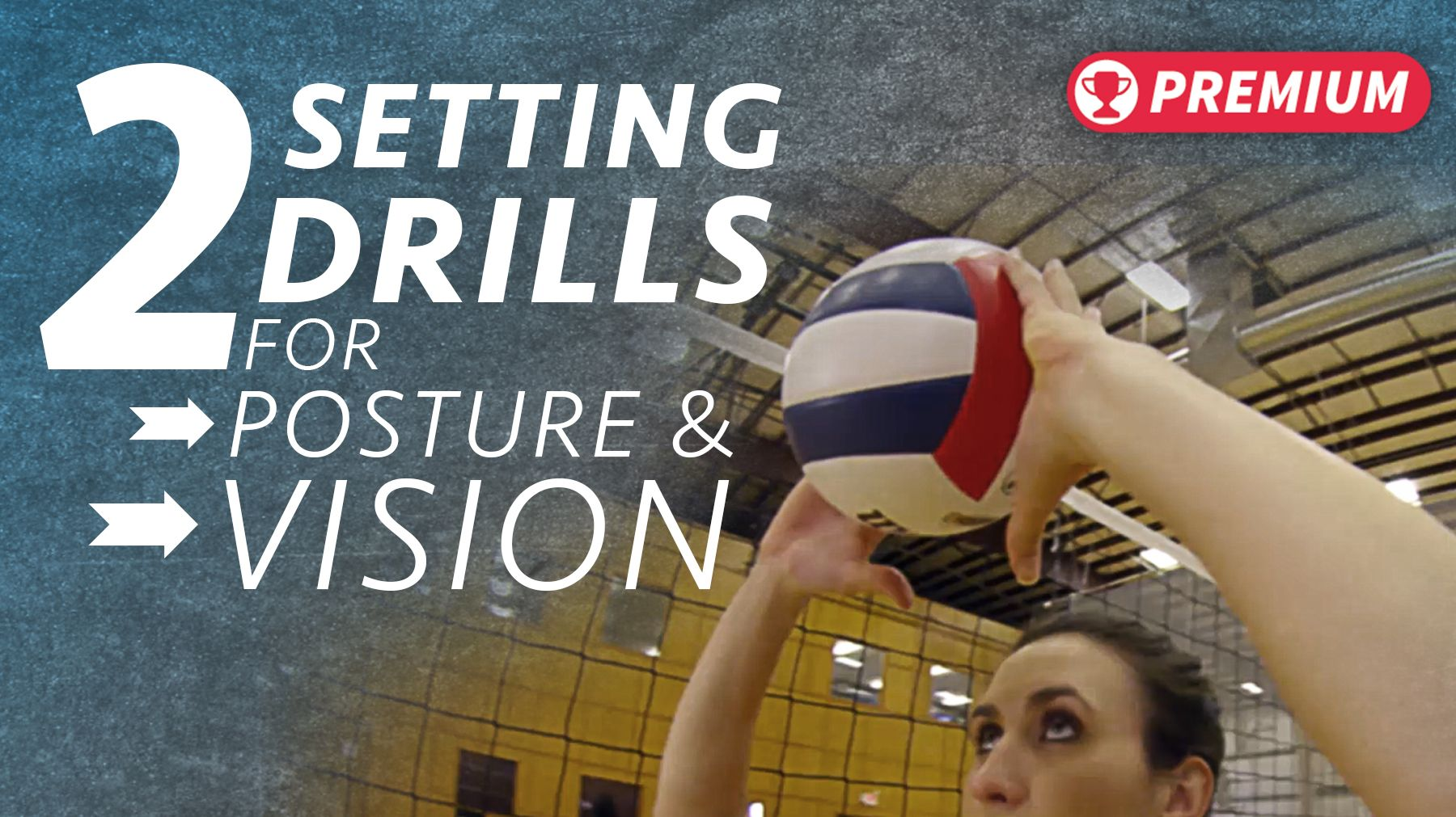 Two Setting Drills For Posture And Vision With Images Coaching Volleyball Setting Drills Tennis Drills