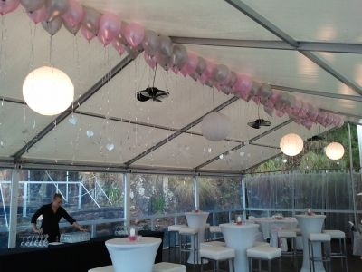 Marquee engagement party brisbane wedding decorations and hire from brisbane wedding decorations and hire from ezy events see junglespirit Image collections
