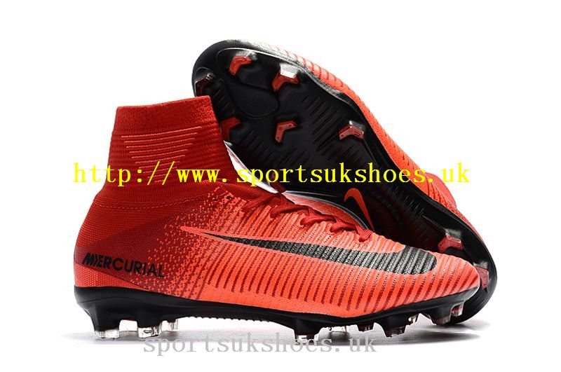 Best Site To Buy Nike Kids Mercurial Superfly V Fg Football Boots Bright Crimson White University Red Kids Football Boots Football Boots Boys Football Boots