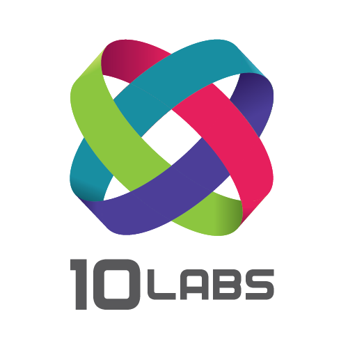 Logo design for a digital lab of innovation. #graphicdesign #brand #logo