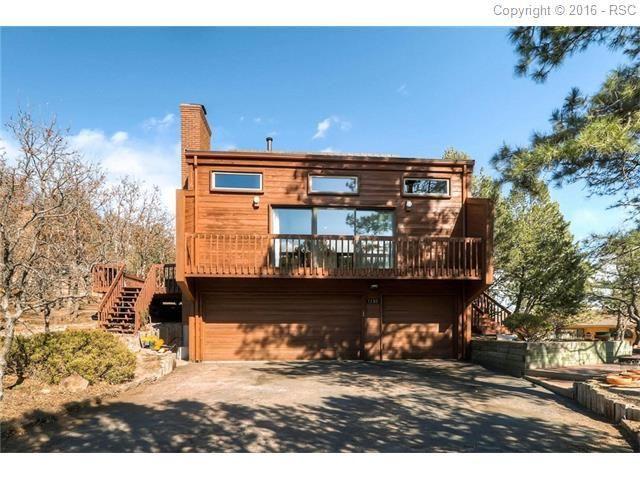 Colorado Springs Homes For Sale Colorado Springs Real Estate Oak Hill Colorado