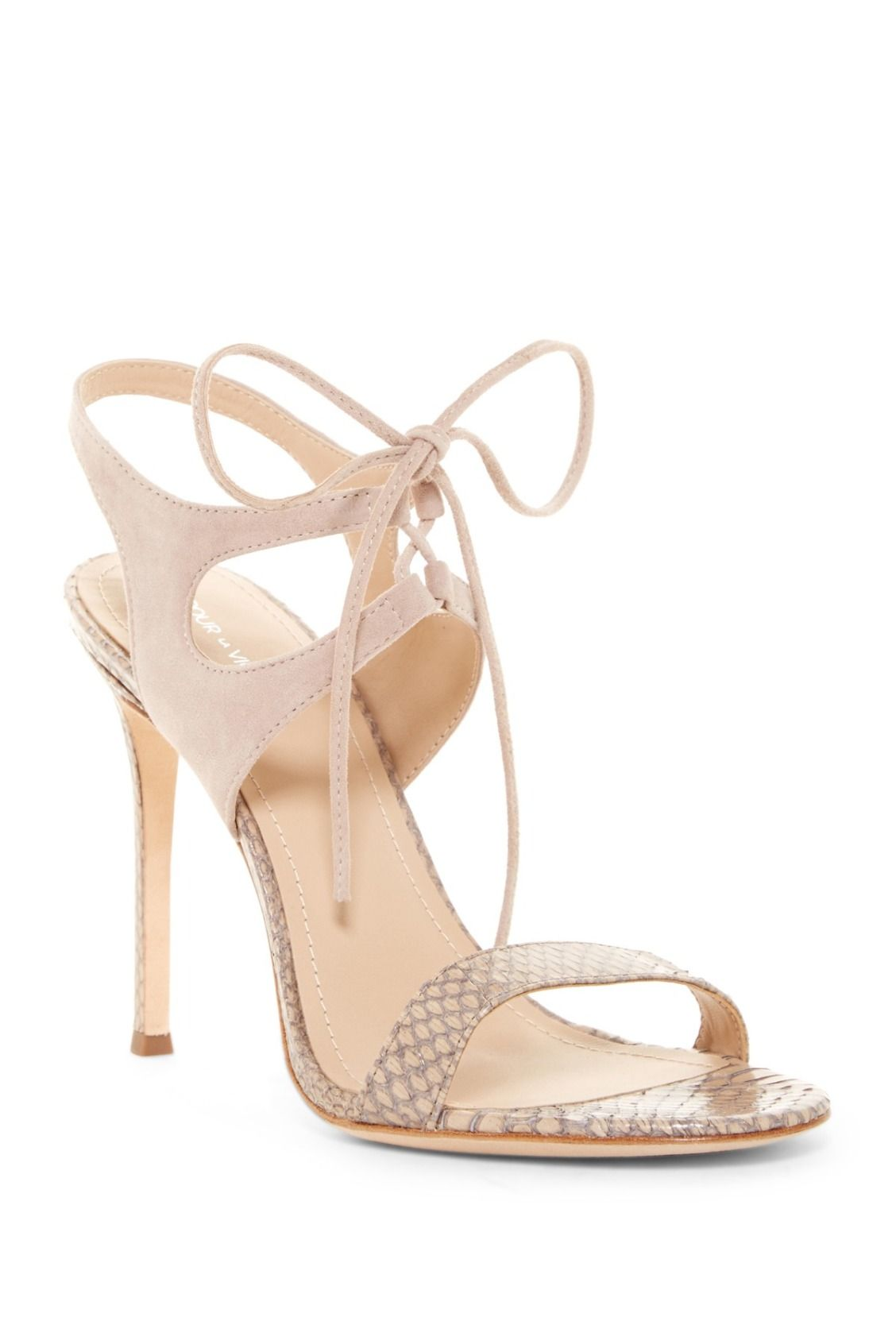 560adf01227 Bude beauties. Pour La Victoire Elisa Strap Sandals