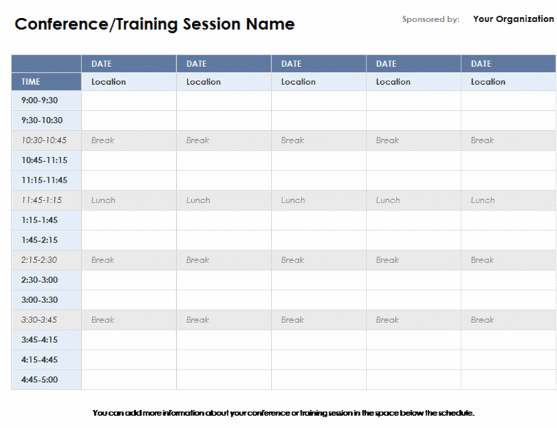 To Help You Manage Your Time We Have Designed Time Schedule Template