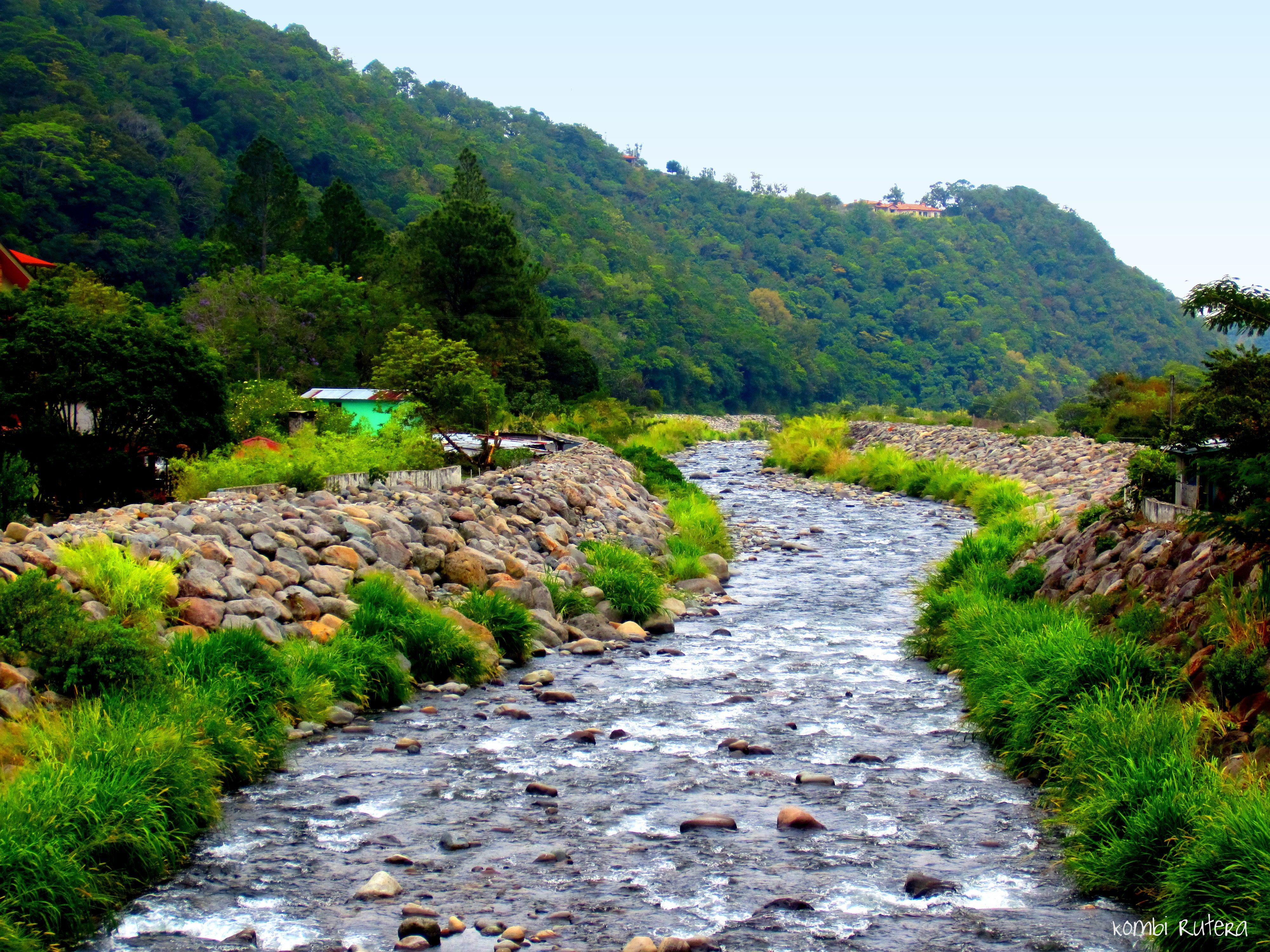 Río de Boquete.