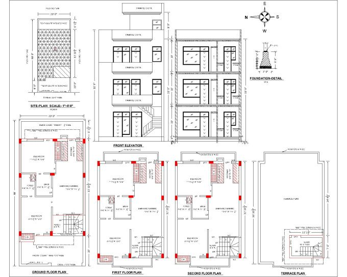 Convert Pdf Sketch Or Map To Autocad By Sanverma96 Autocad Inexpensive House Plans Floor Plan Layout