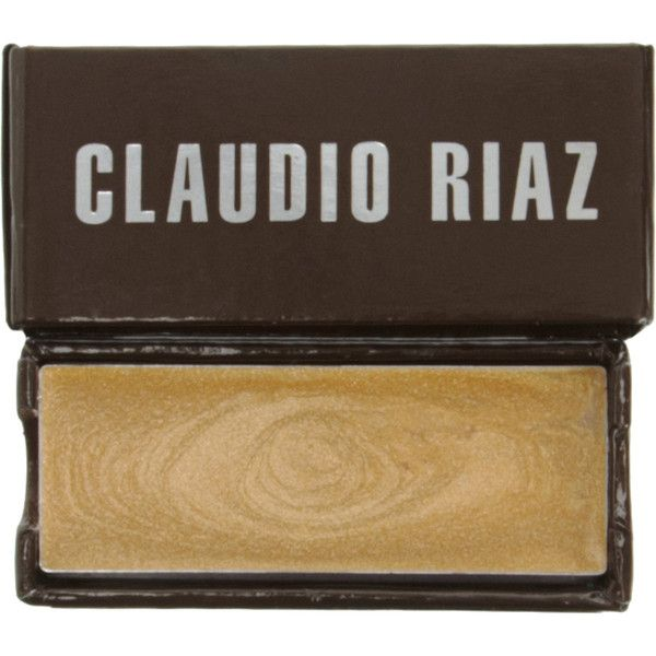 Claudio Riaz Women's Complexion Highlighter ($40) ❤ liked on Polyvore featuring beauty products, makeup, face makeup, gold, claudio riaz makeup and claudio riaz