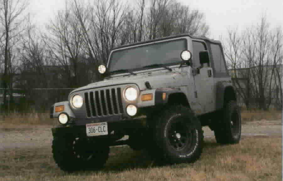 Elegant 2002 Lifted Jeep Wrangler   Exactly What I Want, 2002 Model Lifted. But  Different Color.