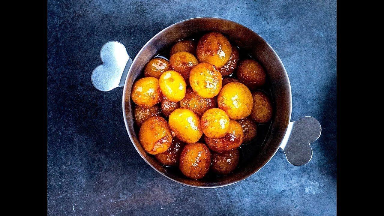 Sådan laver du brunede kartofler - perfekt hver gang! #brunedekartofler Sådan laver du brunede kartofler - perfekt hver gang! #brunedekartofler