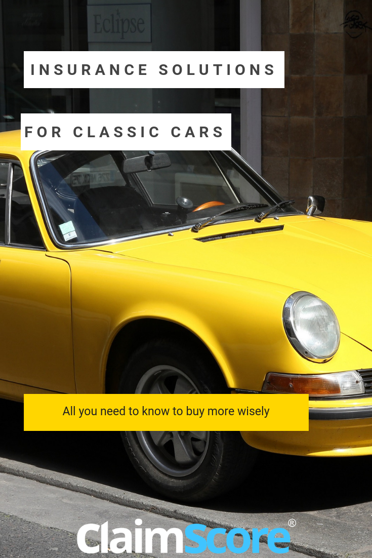 Insurance Solutions For Classic Cars In The Uk Classic Car