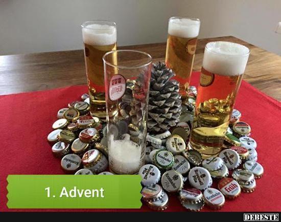 1. Advent.. | Lustige Bilder, Sprüche, Witze, echt lustig #adventlustigerster