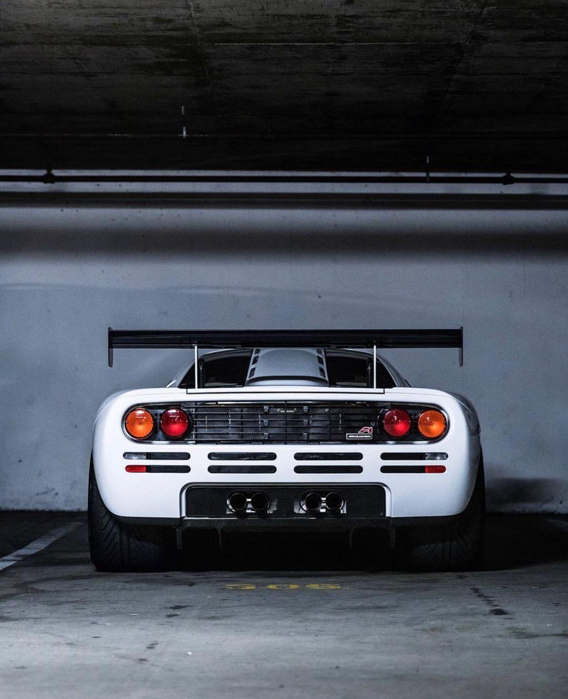 Mclaren f1 mclaren f1 mclaren dream garage