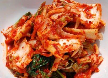 Resep Cara Membuat Kimchi Resep Masakan Korea Resep Masakan Korea