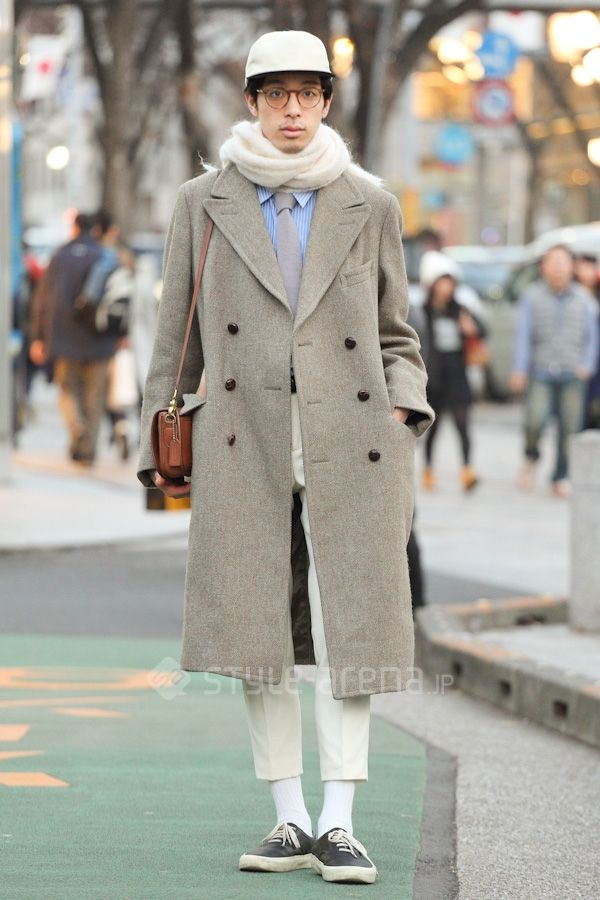 Street Fashion Omotesando Tokyo Japan