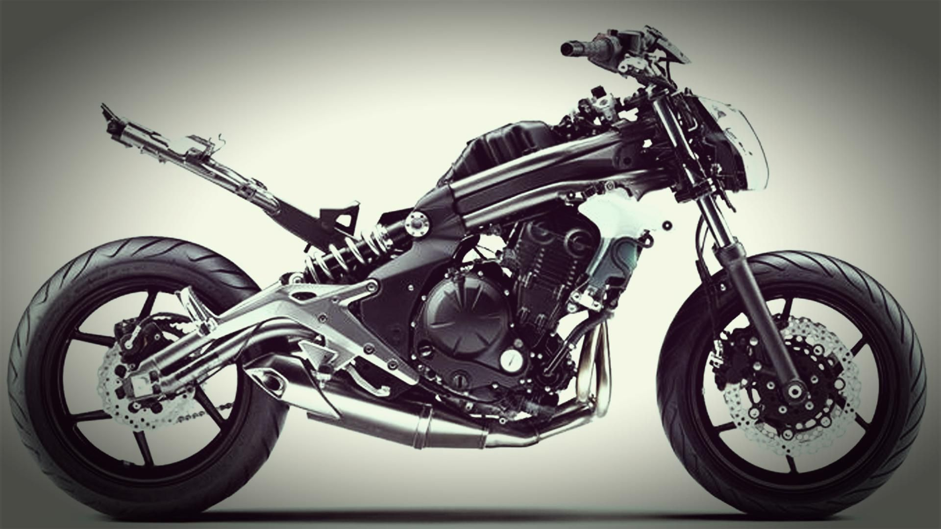 2014 Kawasaki Er 6n Frame Design 2014 Kawasaki Er 6n Abs Features