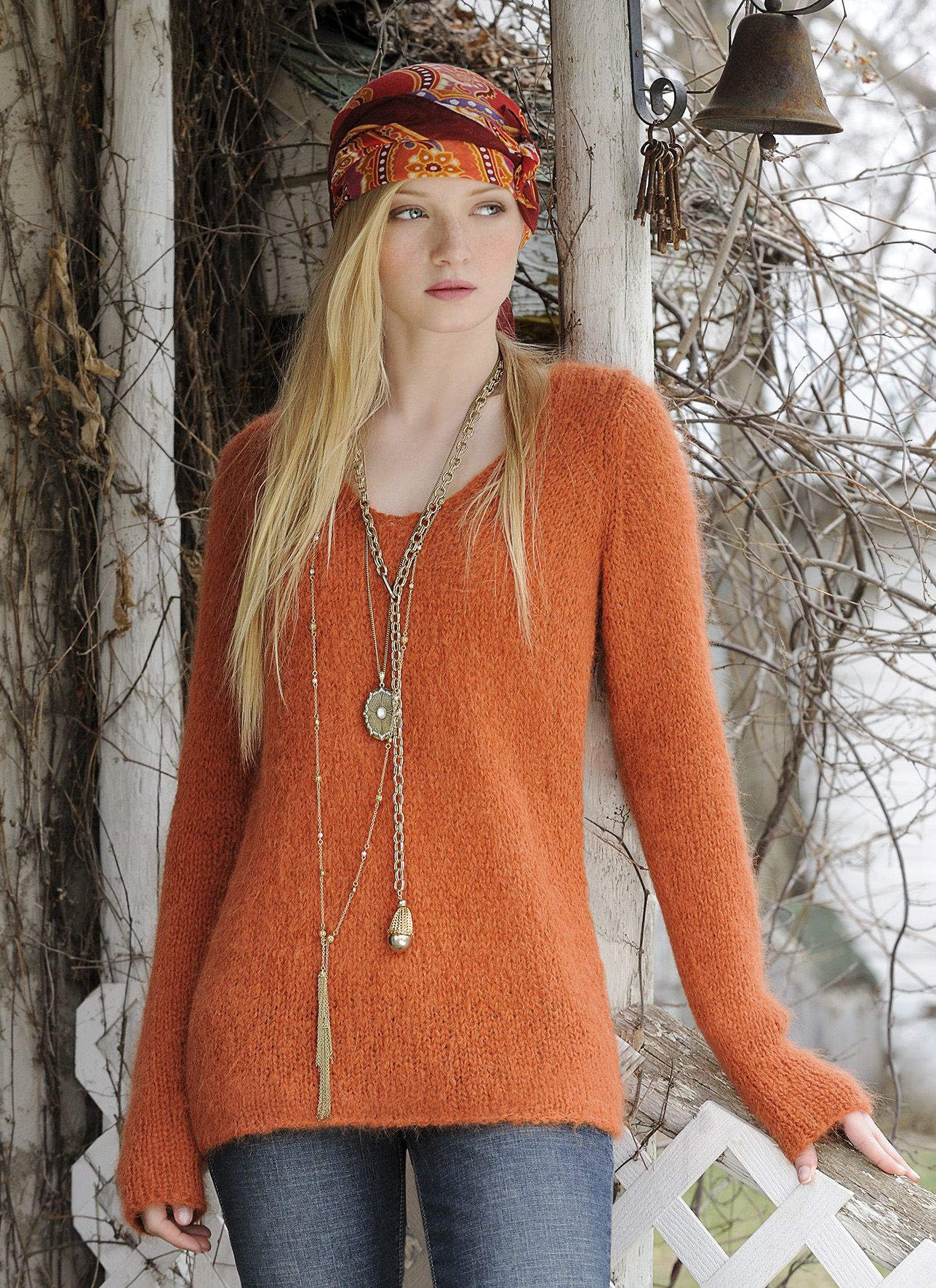 An easy knit with lots of sizing options this tunic is light as a an easy knit with lots of sizing options this tunic is light as a feather bankloansurffo Images