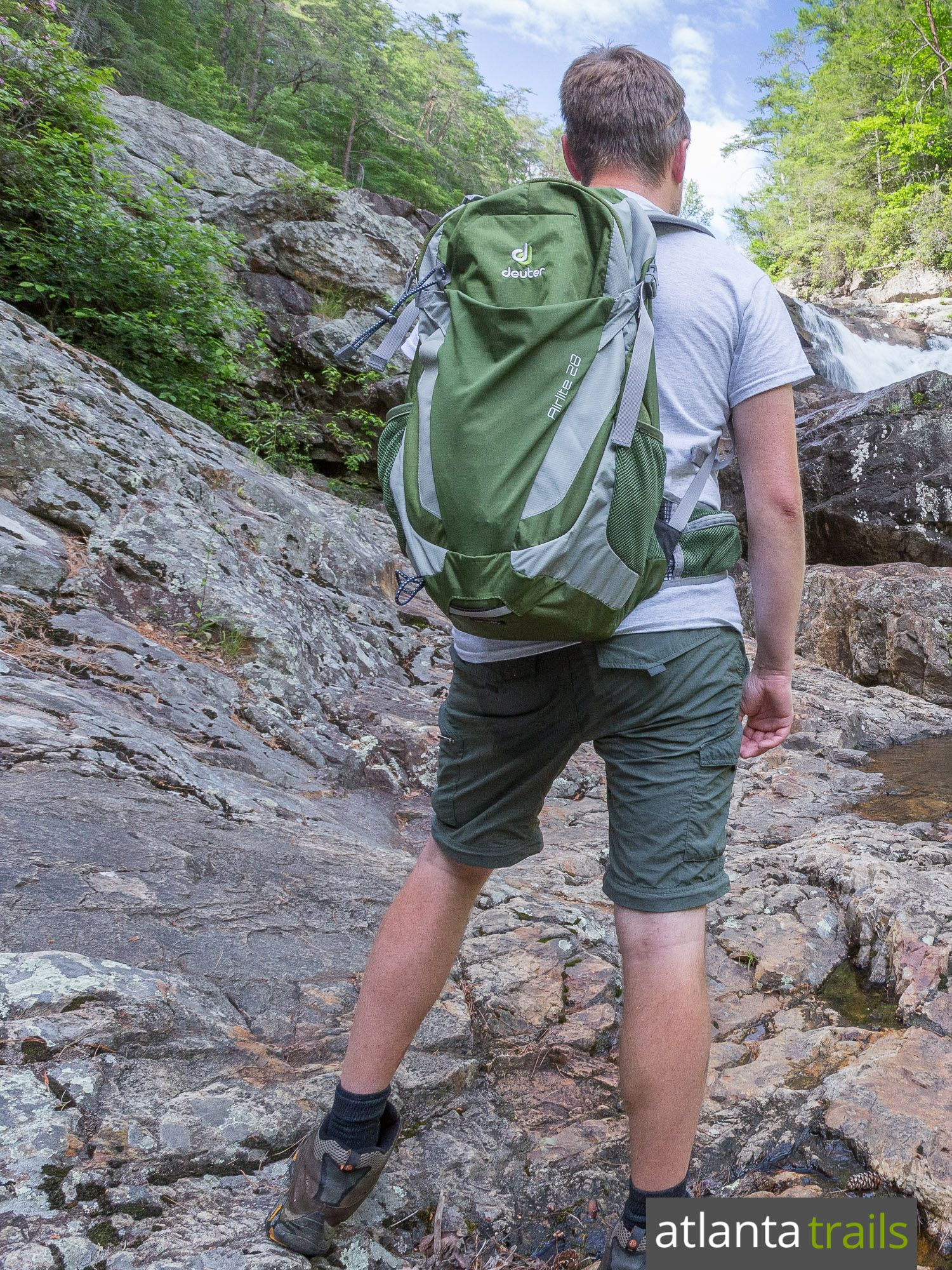 Deuter Airlite 28 review: a ventilated, lightweight day pack for ...