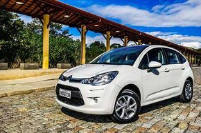 Ficha Tecnica Do Citroen C3 Origine 1 5 Carros