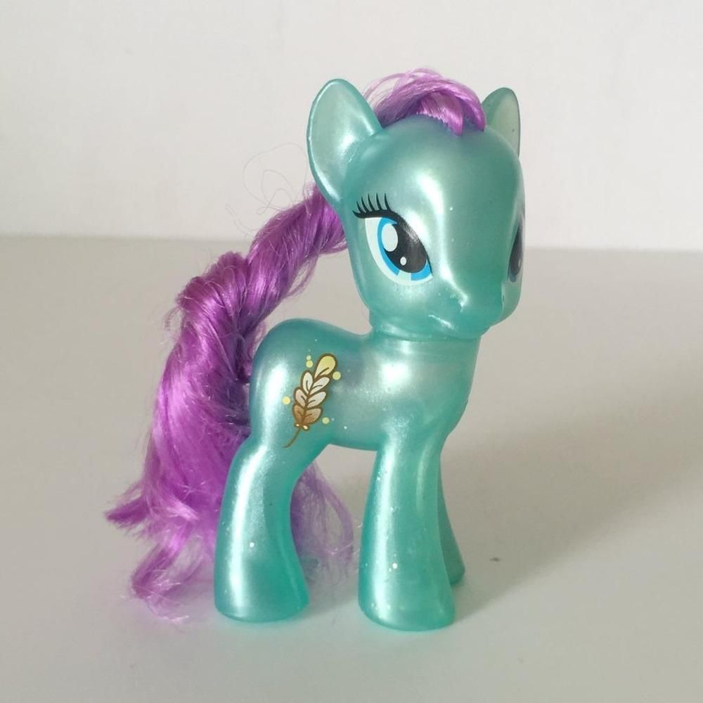 Hasbro My Little Pony Crystal Pony Sapphire Joy New Brushable In Toys Hobbies Tv Movie Character Toys Little Pony Crystal Ponies My Little Pony Figures