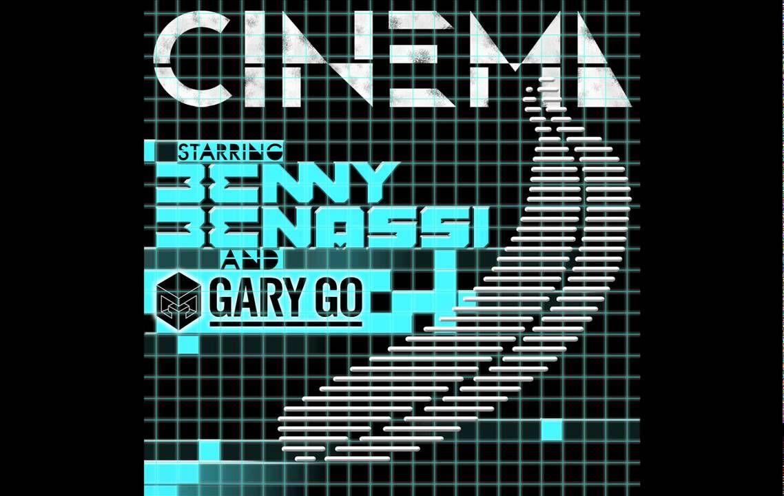 Currently listening to Benny Benassi ft. Gary Go Cinema