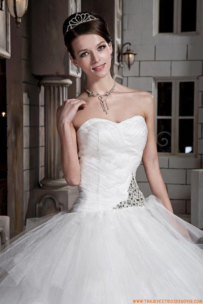 princesa kate vestidos de novia de tul 2014 | vestidos de novia en