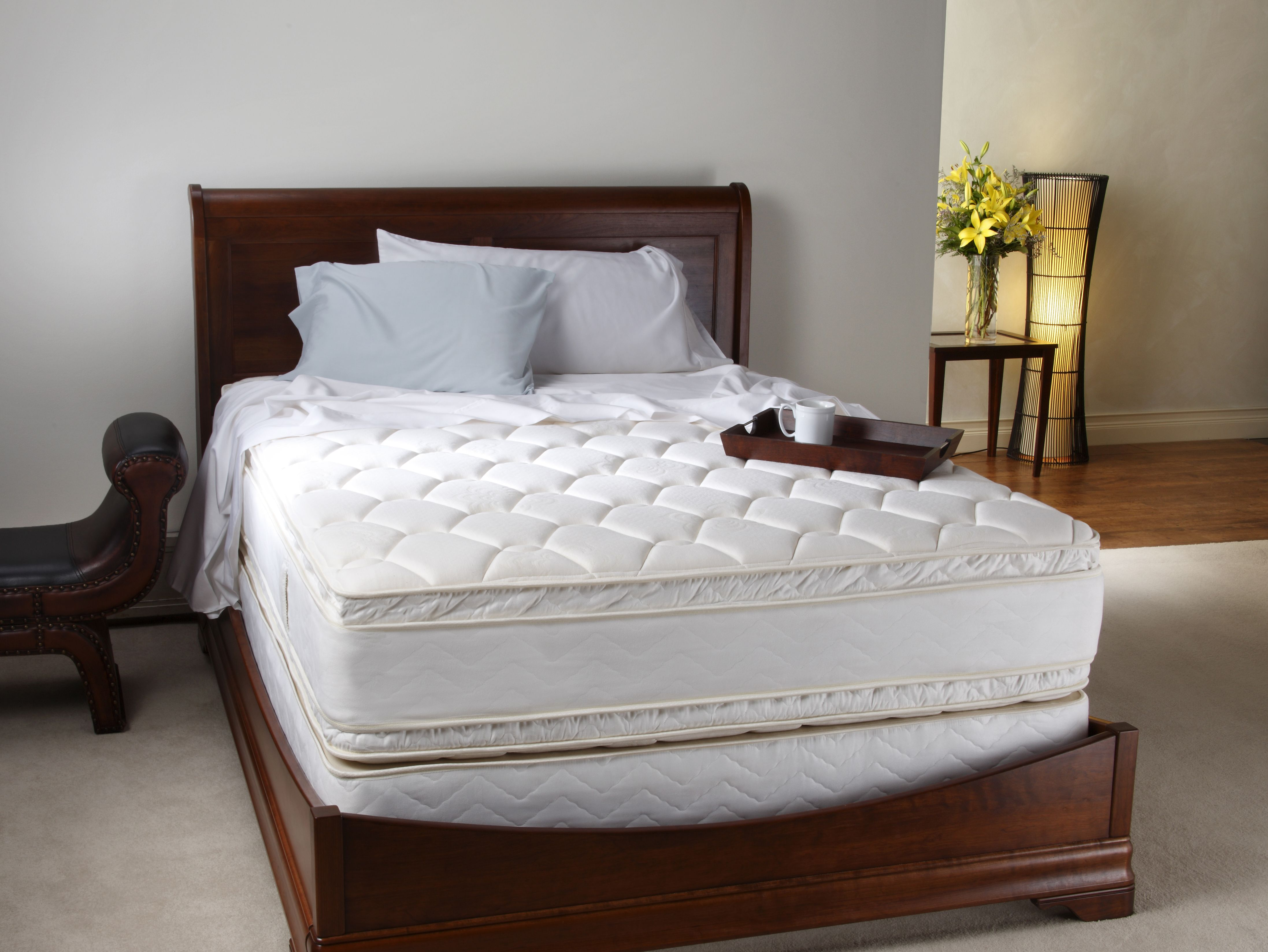 High Quality Genuine Amish Made Mattresses Amish Mattresses Showcase The Same Amazing  Standards Of Excellence As Amish Furniture. Choose The Elite Pillowtop  Mattress Set ...