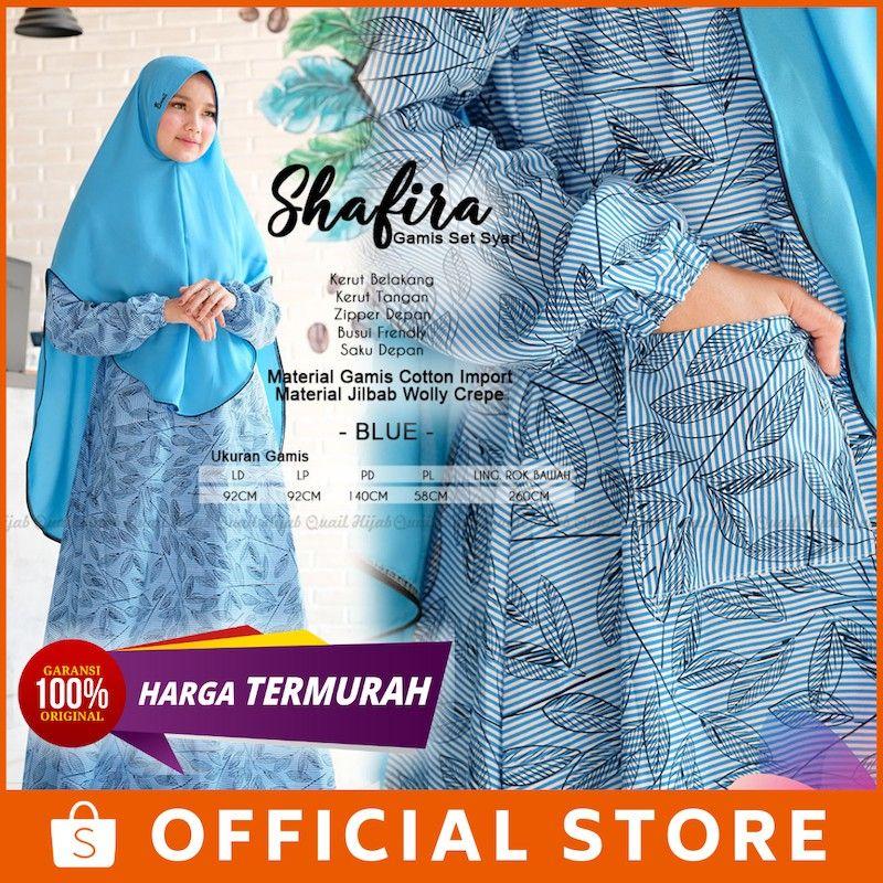 Termurah Shopee Gamis Set Shafira By Quail Hijab Gamis Adem Gamis Syari Gamis Casual Shopee Indonesia Saku Produk Rok