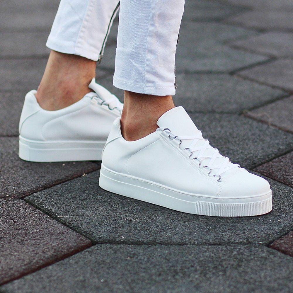 Buy Men's Mox High Sole Sneakers Full