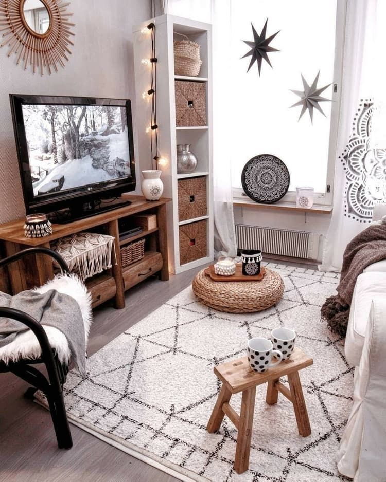 Pin By Harper Bruckenthal On Home Cozy Apartment Decor Small Apartment Living Room Living Room Decor Apartment