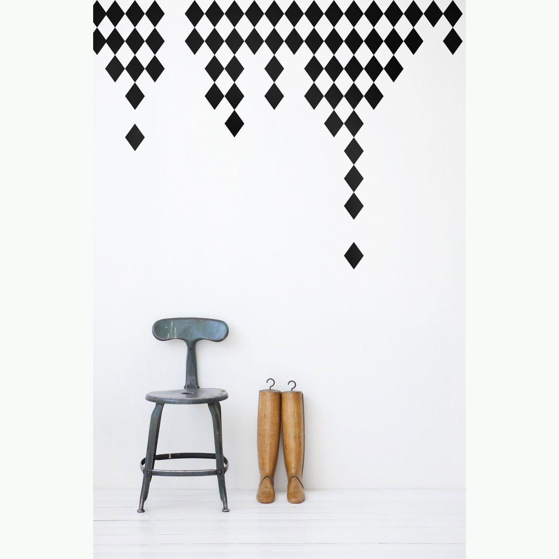 Harlequin wallsticker från Ferm Living Posters / Wallstickers / väggdekor