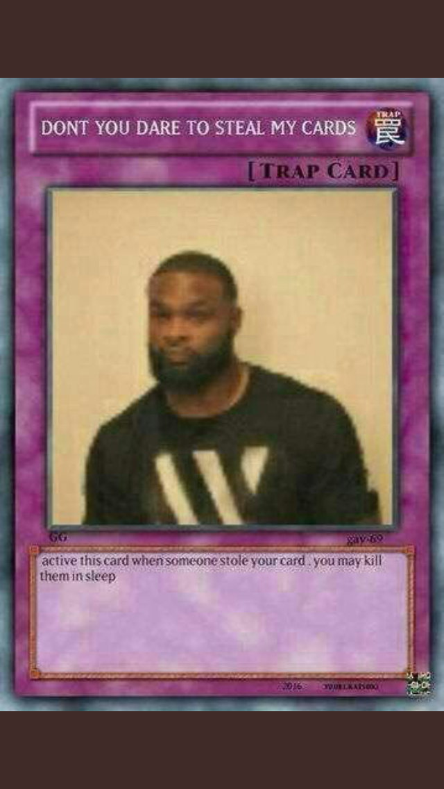 Trap Card Meme
