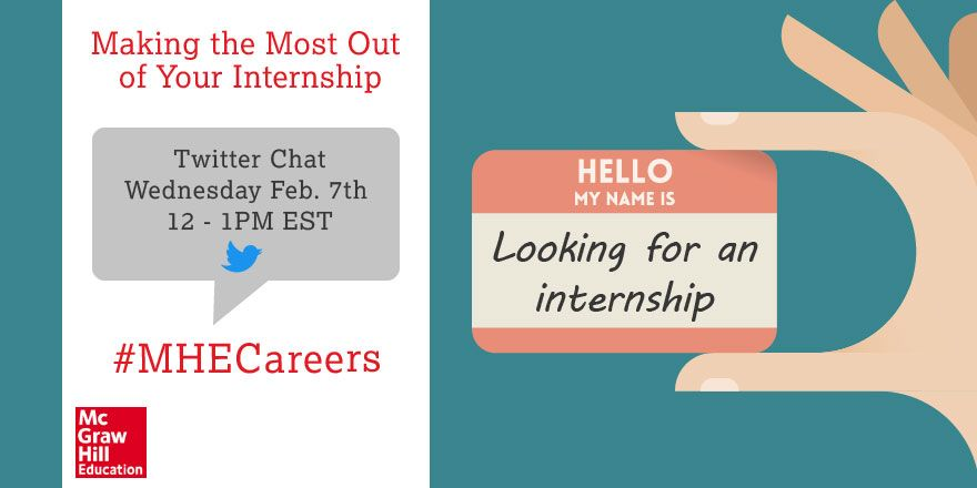 Insight on having a positive internship experience #jobsearch