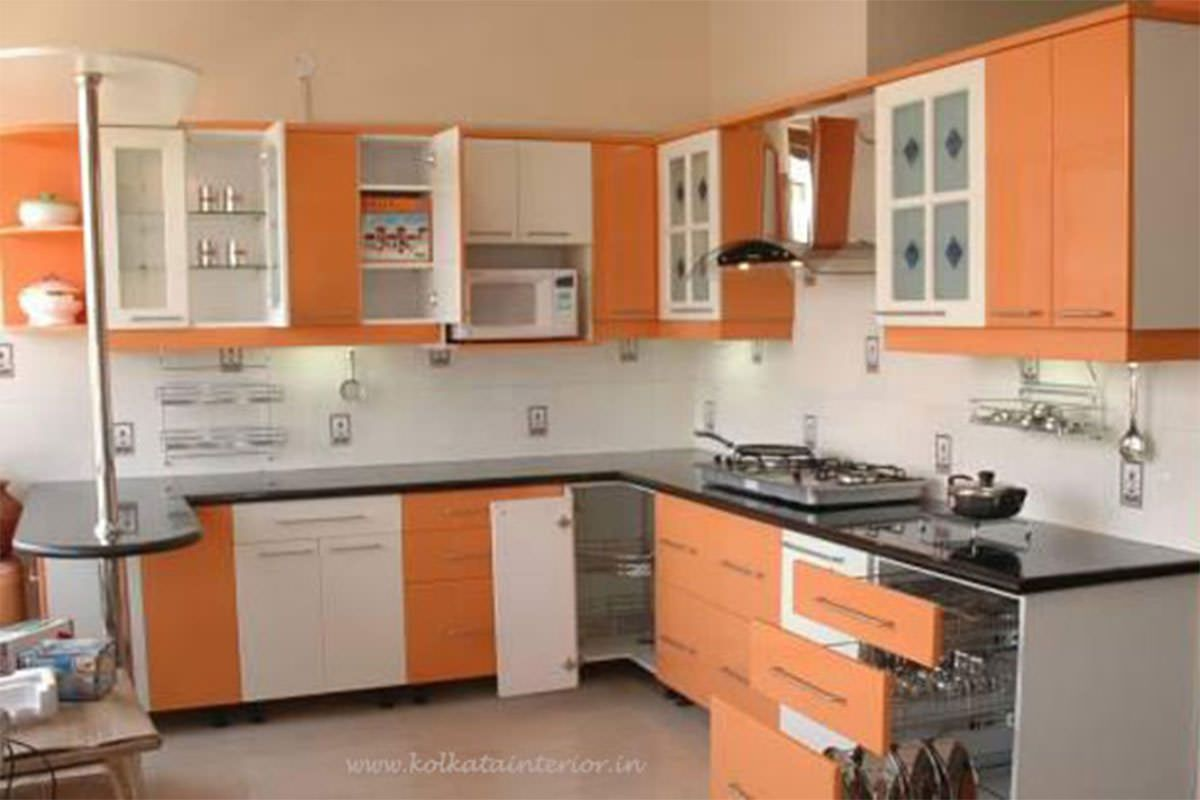 Indian Parallel Kitchen Interior Design Valoblogi Com