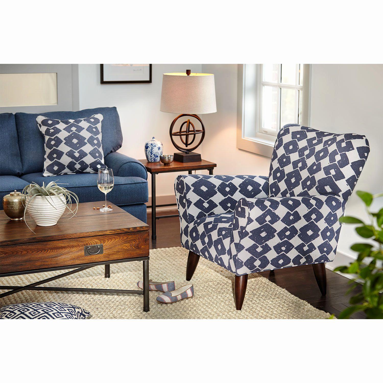 blue accent stühle für wohnzimmer  wohnzimmer stühle