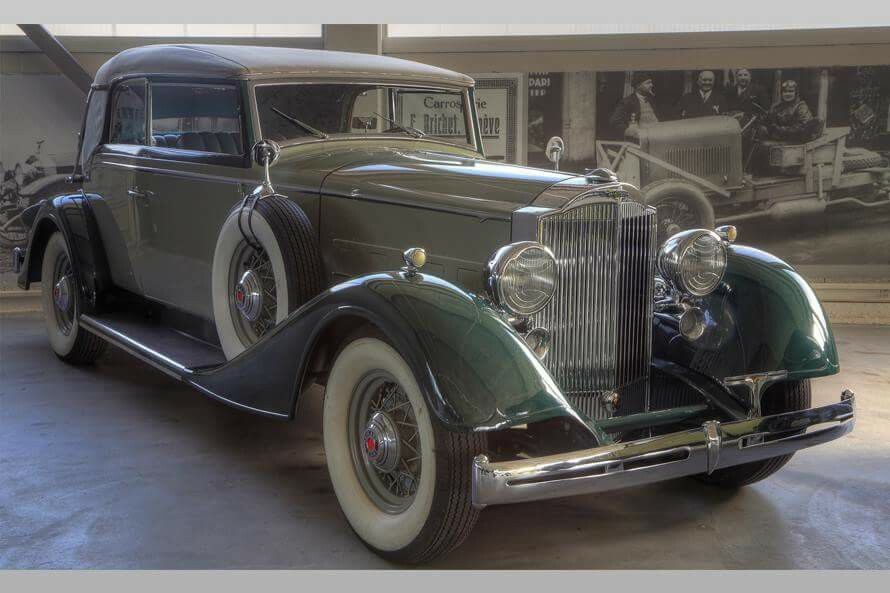 1934 Packard 1101 by Graber | Classic Cars. Automovil. | Pinterest ...