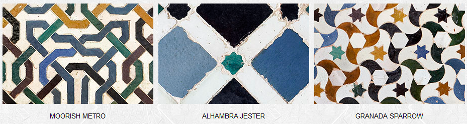 ANDALUCÍA COLLECTION BY RINEKWALL http://www.rinekwall.com/andalucia_collection.html