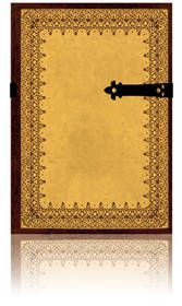 Antiqued Leather Embossed journal-- PaperBlanks*