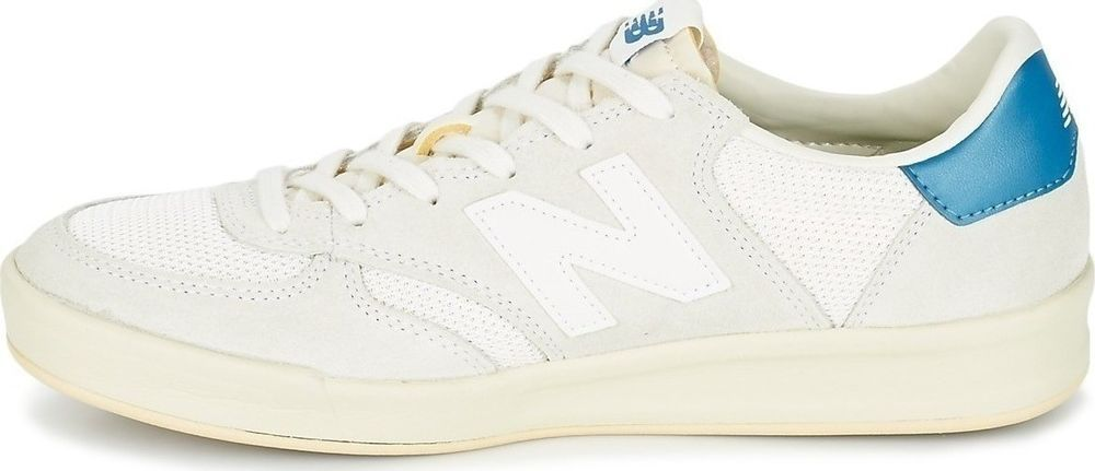 reputable site 8103f f2e66 New Balance CRT300VW Men s 300 Vintage Court Classic Cream Tennis Sneakers   NewBalance  VINTAGE
