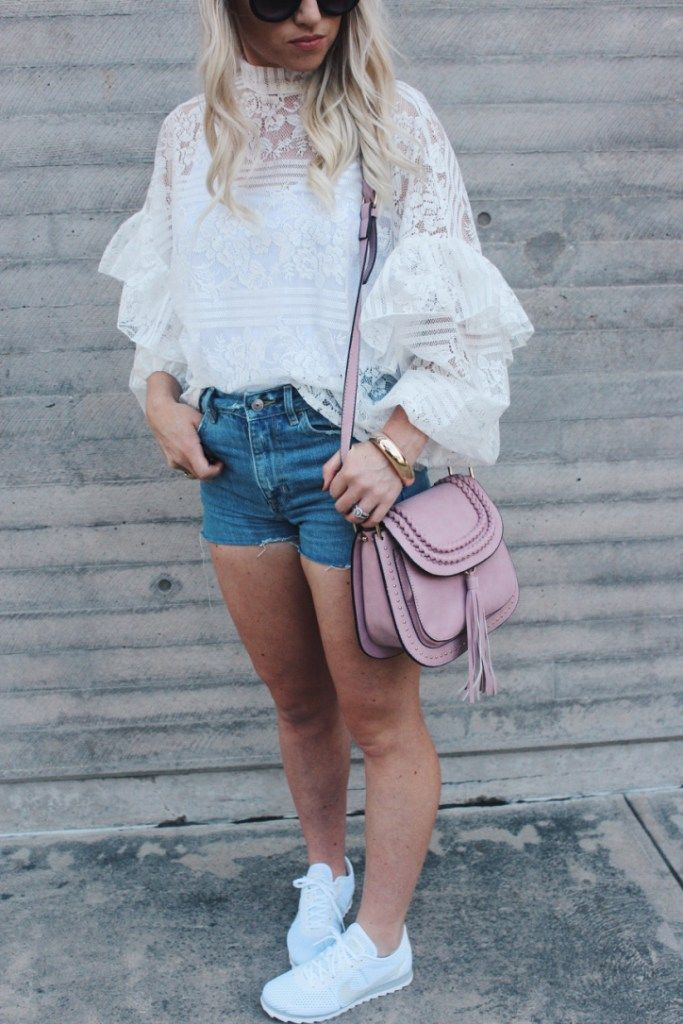 Moxie | Casual fashion, White nikes