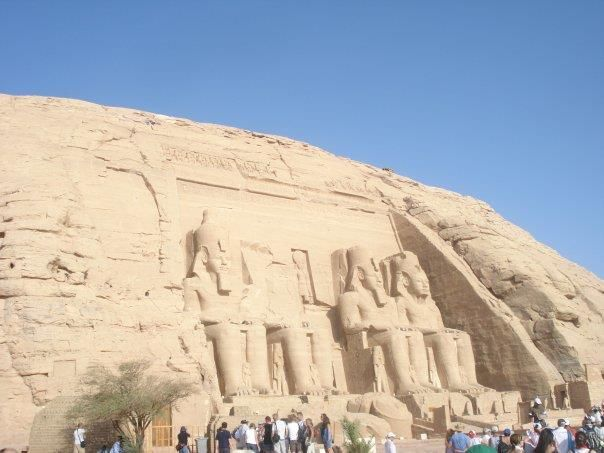 Abu Simbel, Egipto